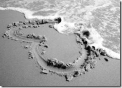 bờ cát