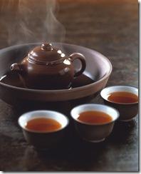 trà nóng