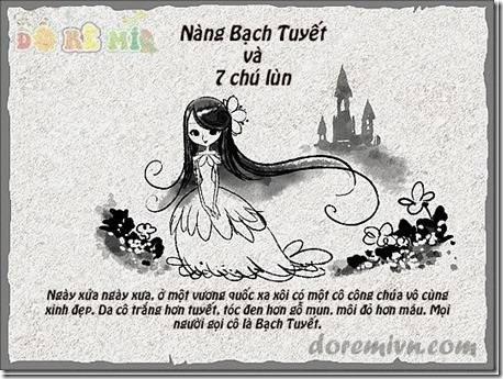 Nang Bach Tuyet va 7 chu lun (1)