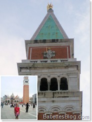 St. Mark's Bell Tower, Venice