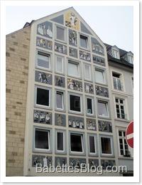 Trier Painted Building