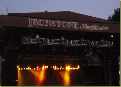 The Ironstone Amphitheatre.