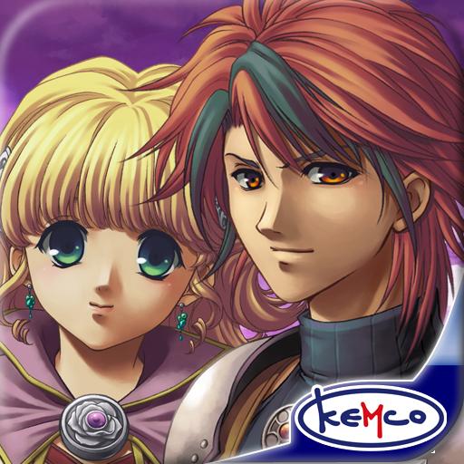 RPG アルファディア2 - KEMCO 角色扮演 LOGO-玩APPs