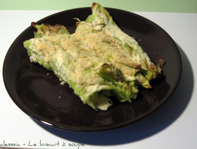 Cannelloni di verza con pane nero e fontina
