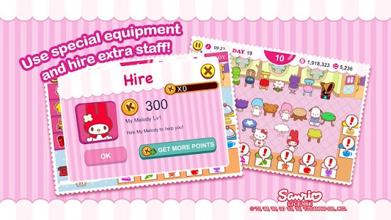 Hello Kitty Cafe APK Descargar