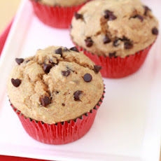 Low-Calorie Chocolate Chip Muffin