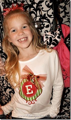 Em Christmas Shirt