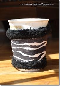 Zebra cozy