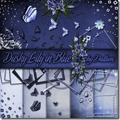Dallien - DL in Blue preview