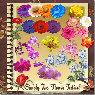Simply Tess Flower Festival Preview