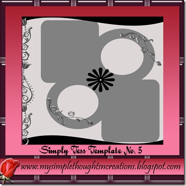 SimplyTess Template 05 Preview