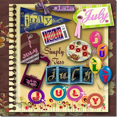 http://mysimplethoughtsncreations.blogspot.com/2009/06/july-elements.html