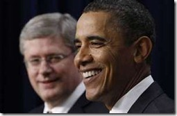 Americans critical of Harper