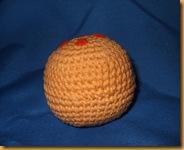 Bola de dragon Amigurumi
