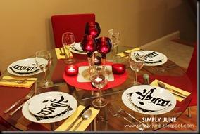 NYE-Dinner