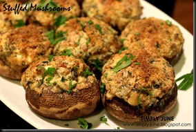 NYE-StuffedMushrooms