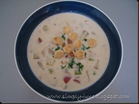 Clam Chowder-3