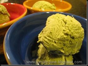 Green Tea Ice Cream1
