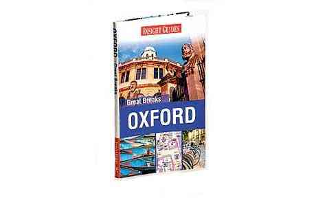 Travel book - Great Breaks, Oxford - Insight Guides