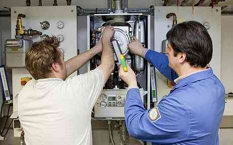 Boilers at risk from low H2O pressure