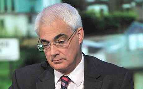 The total will feature vigour on Alistair Darling, the Chancellor, to cut open spending