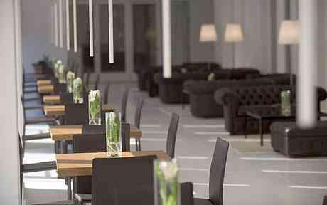 Ellington Hotel, Berlin road house review