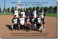 Medicine Hat Senior Mens Slo Pitch Tournament Jul 11, 2009 012F