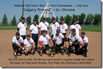 Medicine Hat Senior Mens Slo Pitch Tournament Jul 11, 2009 048F