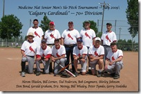 Medicine Hat Senior Mens Slo Pitch Tournament Jul 11, 2009 064F