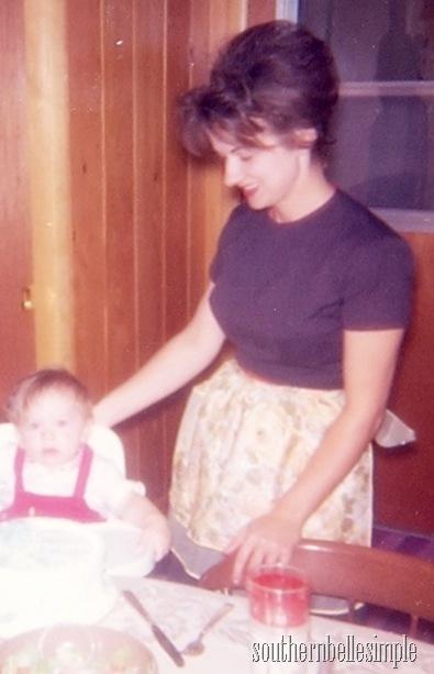 momma carolyn pre-bumpit do1