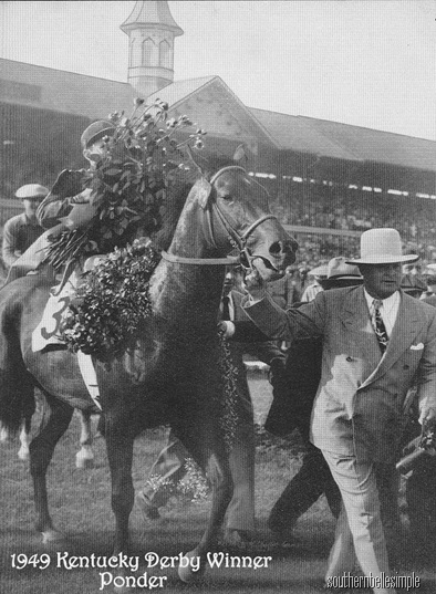 scenic south -- ky derby winner '49