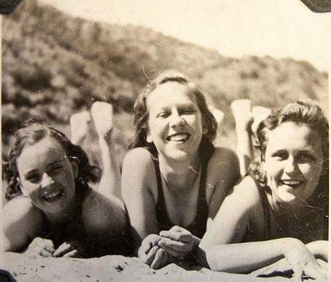girls vintage pic