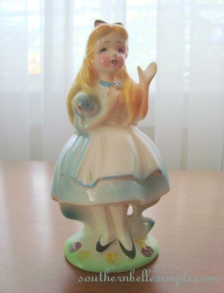 alice figurine