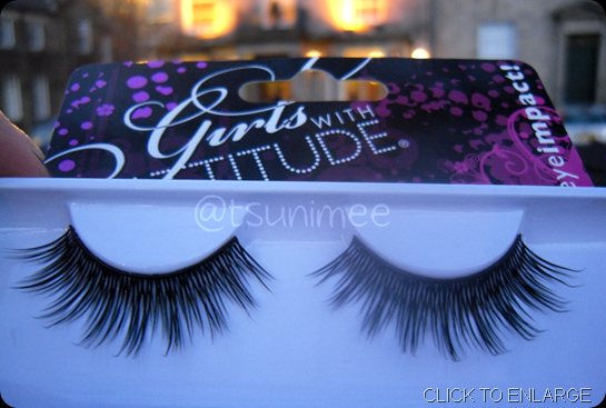 Diva Lashes from Girls with Attitude 1