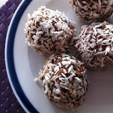 Swedish Chocolate Balls (or Coconut Balls)