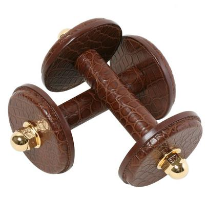 Luxurious fitness accessories by KiS