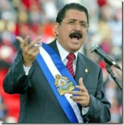 Honduras Manuel Zelaya