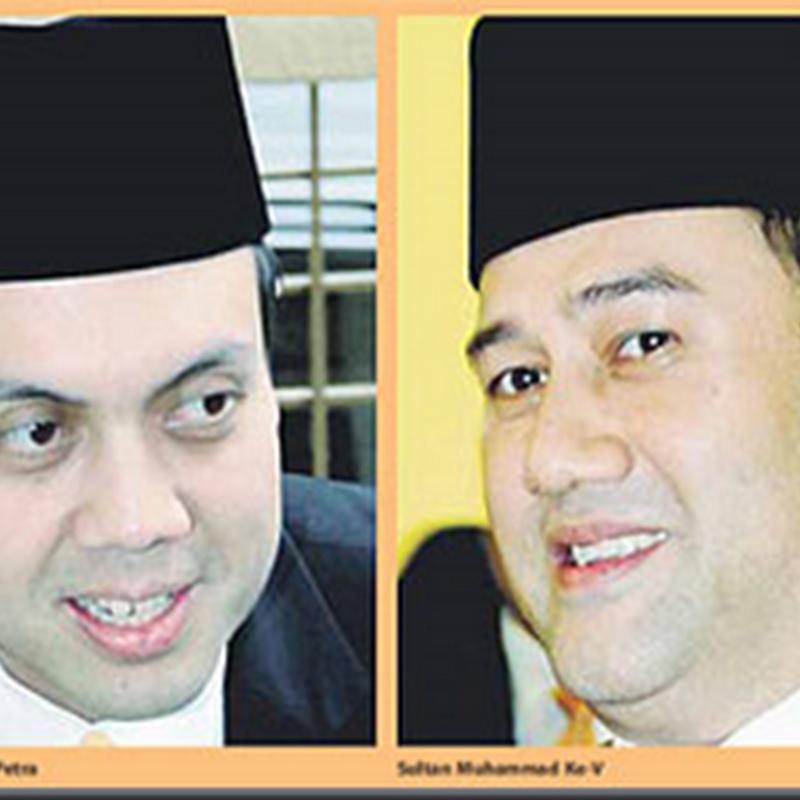 Sultan lucut gelaran adinda
