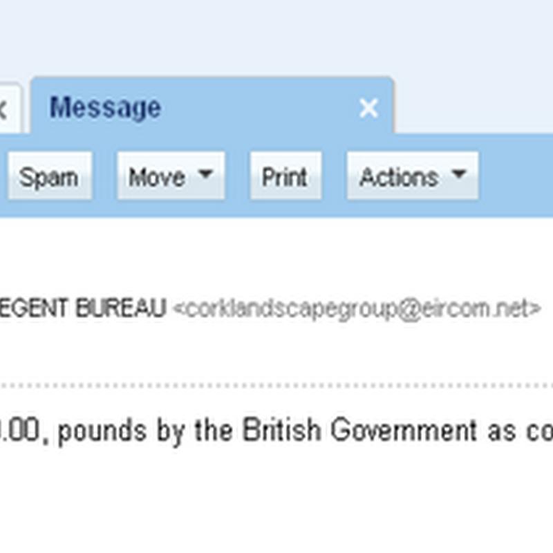 Oh tidak ..  Agensi perisik BRITISH  cari aku pulak !