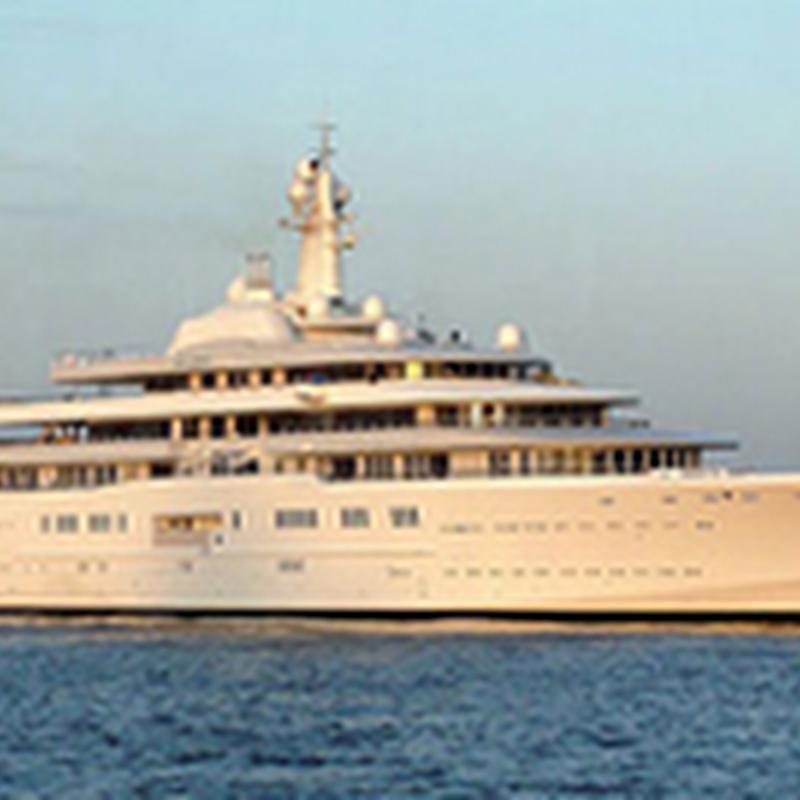 Kapal persendirian ( Yachts ) antara termewah di dunia ..