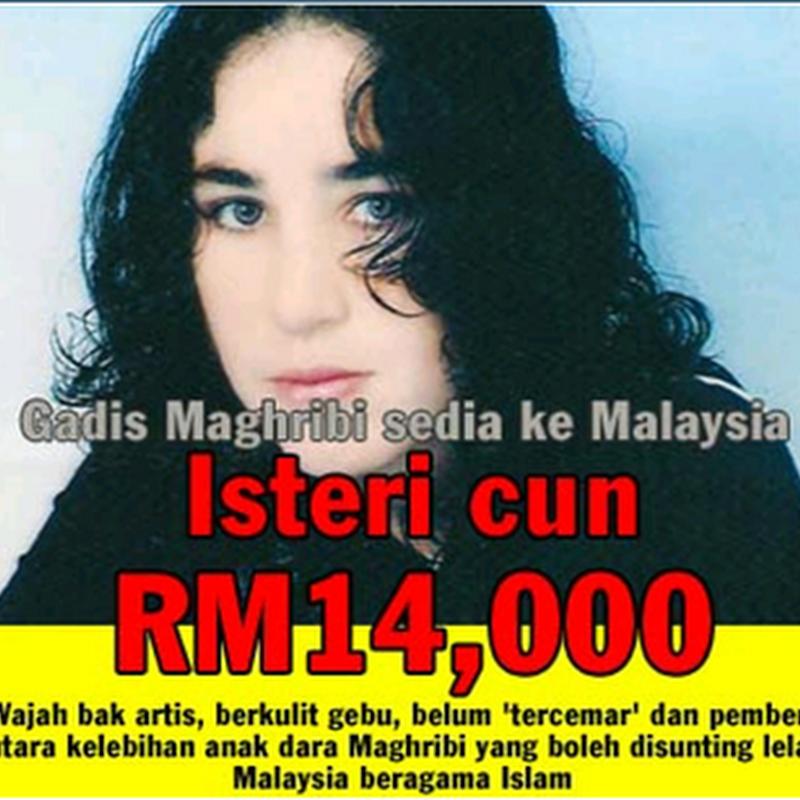 Wanita Melayu bakal tergugat ?