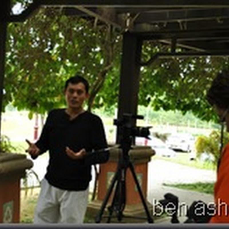 Disebalik pembikinan vlog @ Putrajaya