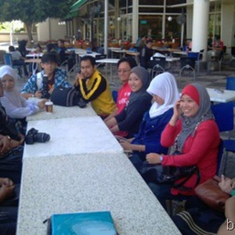Gathering Alamanda , Putrajaya 2011 ..
