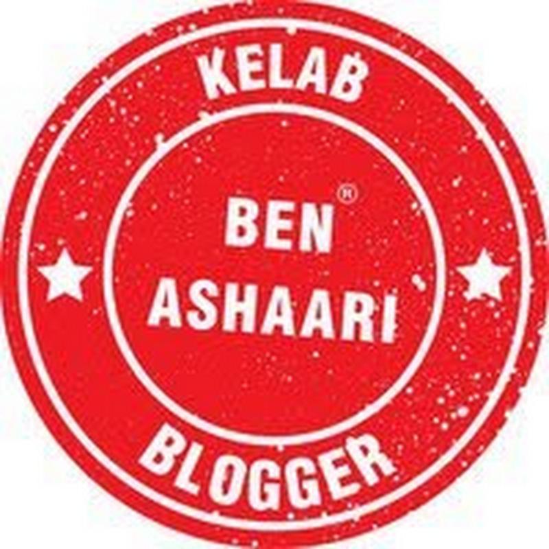 Kenapa aku namakan KELAB BLOGGER BEN ASHAARI  ??