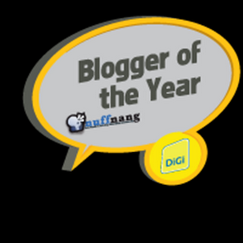 BEN ASHAARI - BLOGGER OF THE YEAR
