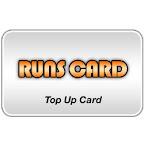 Runs Card (雲遊卡) - 1,900 Points