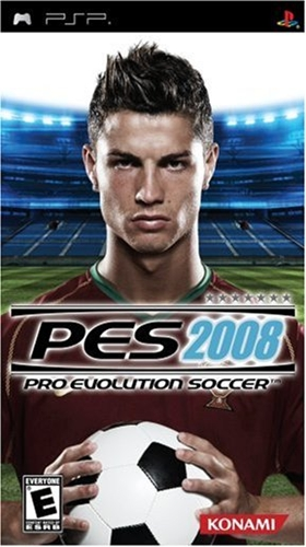 Pro Evolution Soccer 2008 (PSP)