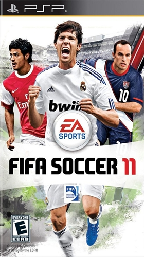 FIFA Soccer 11 (PSP)