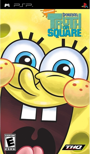SpongeBob's Truth or Square (PSP)