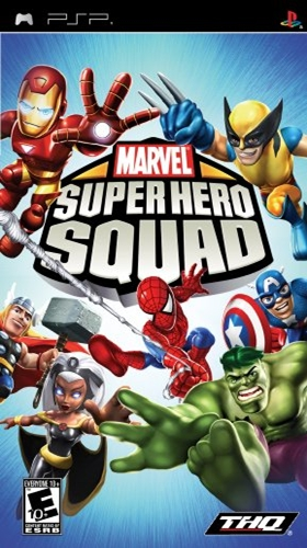 Marvel Super Hero Squad (PSP)